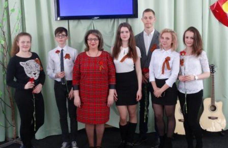 Участники АДД с руководителем Н.В. Гавриловой в 2016 году